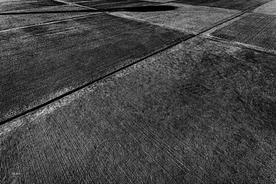 Abstract Photograph - City Sidewalk by Bob Orsillo