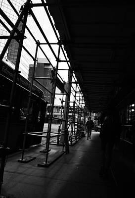 Photograph - City Slice  by Jerry Cordeiro