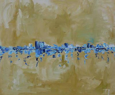 City Spec 1 Original by Tessa Lang