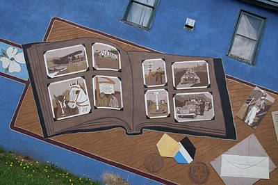 City Street Art Art Print by Robert Braley