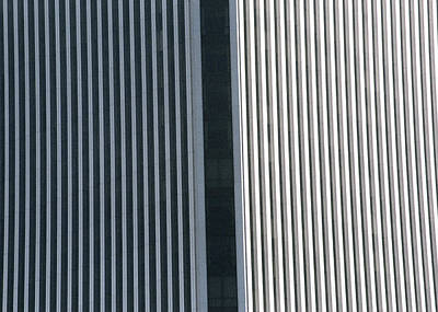 Photograph - City Stripes II by Kenneth Campbell