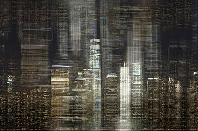 Photograph - City Tetris by Elvira Pinkhas