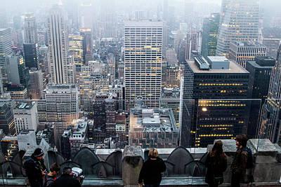 Photograph - City Views by Robert J Caputo