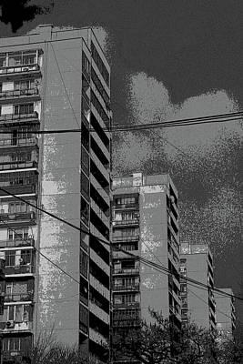 City Art Print by Yavor Kanchev