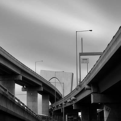 Photograph - Citylink by Mihai Florea