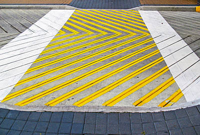 Cityscake - Crosswalk 1 Original
