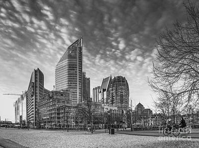 Photograph - Cityscape The Hague-1 by Casper Cammeraat