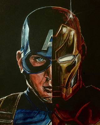 Civil War Original by Joel Tesch