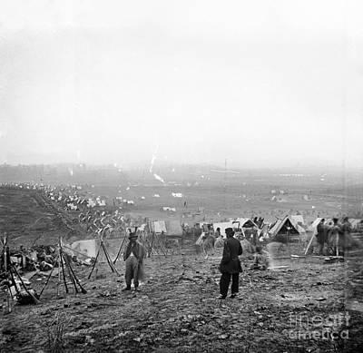 Photograph - Civil War: Nashville, 1864 by Granger