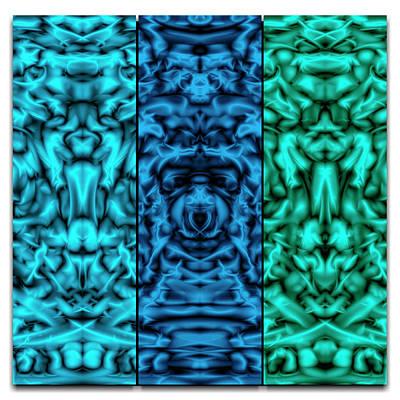 Civilization Intuitive Fine Art Painting, Abstract Expressionism, Impressionism, Ancient Art Original