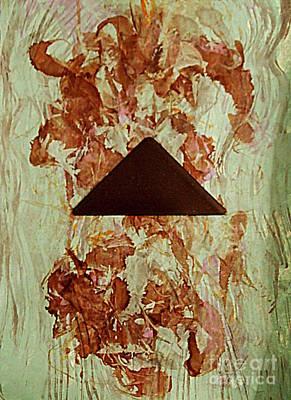 Mixed Media - Civilizations by Nancy Kane Chapman