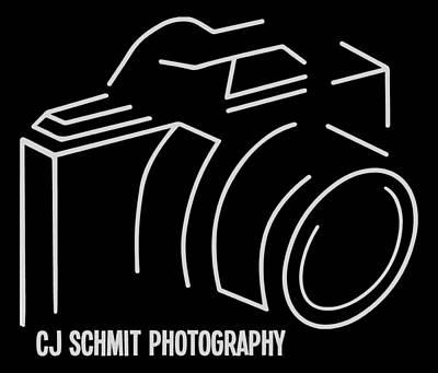 Vintage Automobiles - CJ Schmit Photography Logo by CJ Schmit