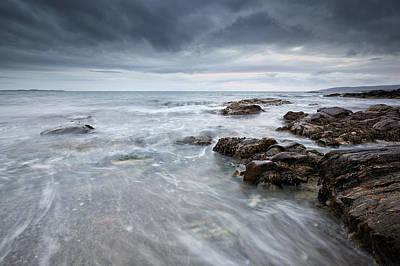 Photograph - Clachan Coastal Scenery by Grant Glendinning
