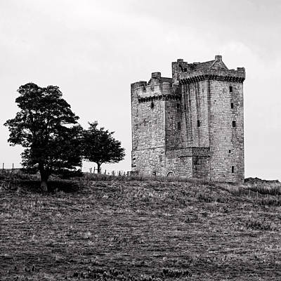 Photograph - Clackmannan Tower by Jeremy Lavender Photography
