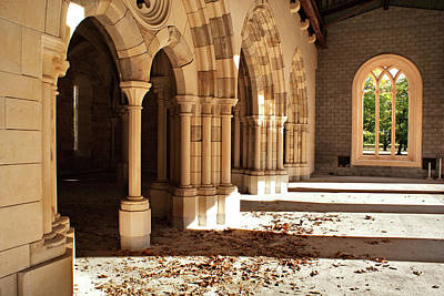 Photograph -  Clairvaux Monastery by Abram House
