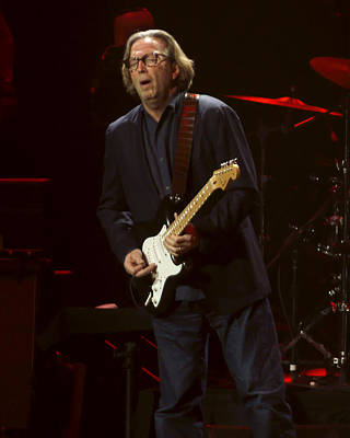 Clapton Photograph - Clapton Emotion by Steven Sachs