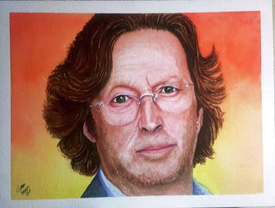 Painting - Clapton by Richard Benson