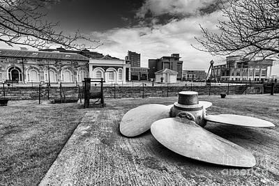 Photograph - Clarendon Dock by Jim Orr