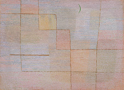 Dot Painting - Clarification by Paul Klee