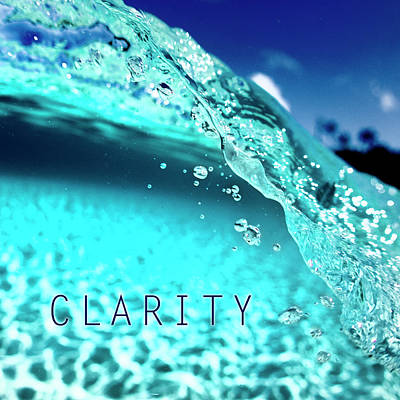 Nature Abstracts Photograph - Clarity by Sean Davey