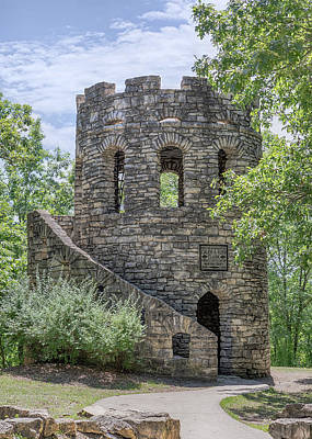 Photograph - Clark Tower by Susan Rissi Tregoning