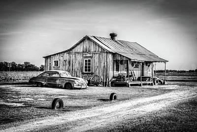 Photograph - Clarksdale, Ms by EG Kight