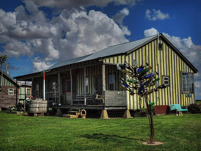 Photograph - Clarksdale - Shack Up Inn 003 by Lance Vaughn