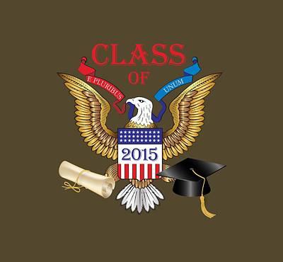 Diploma Digital Art - Class Of 2015 by Igor Sinitsyn