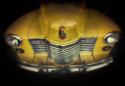 Barrett Jackson Wall Art - Photograph - Classic 1 by Jim Painter