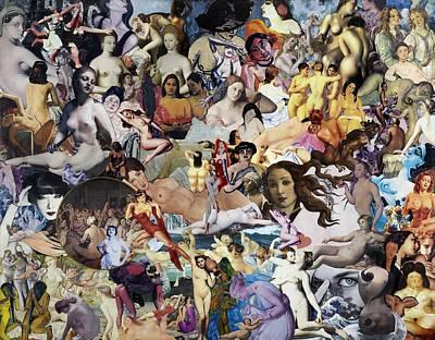 Botticelli Mixed Media - Classic 1 by Marijo Communier