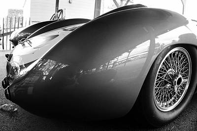 Classic Aston Martin Art Print