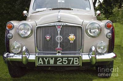 Photograph - Classic British Rover by Doc Braham