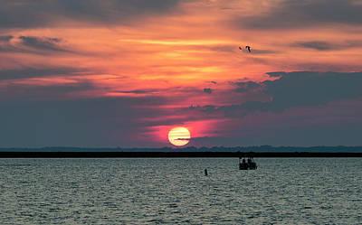 Photograph - Classic Buffalo Sunset by Peter Chilelli