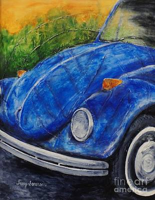 Classic Bug Original by Tracy Sorensen