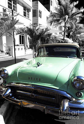 Photograph - Classic Buick Fusion by John Rizzuto