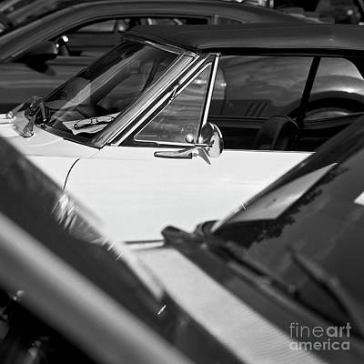 Photograph - Classic Camero by Patrick M Lynch