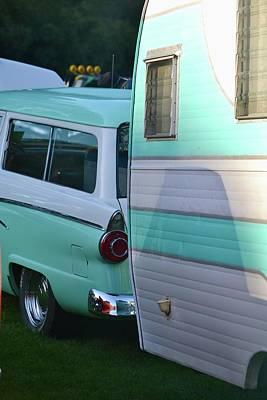 Photograph - Classic Camper by Dean Ferreira