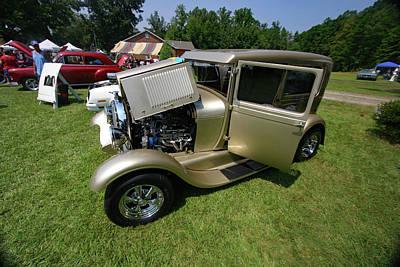 Photograph - Classic Car 10 by Joseph C Hinson Photography