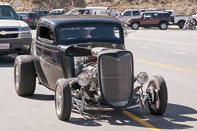 Photograph - Classic Car by John Swartz