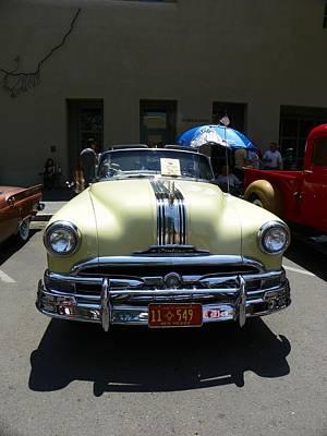 Photograph - Classic Car by Joseph Frank Baraba