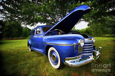 Photograph - Classic Car Oldsmobile by Dan Carmichael