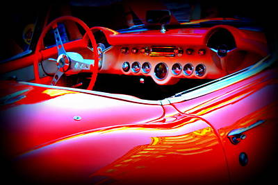 Photograph - Classic Car by Suzanne DeGeorge