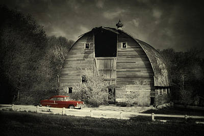 Photograph - Classic Chevrolet  by Julie Hamilton