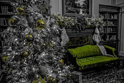 Photograph - Classic Christmas 2 by Rodney Lee Williams