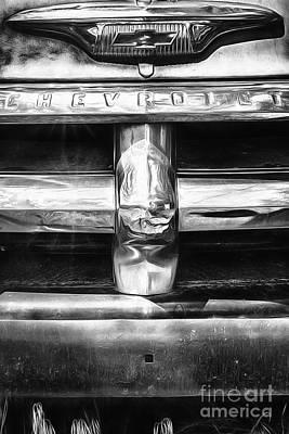 Photograph - Classic Chrome  by Bitter Buffalo Photography