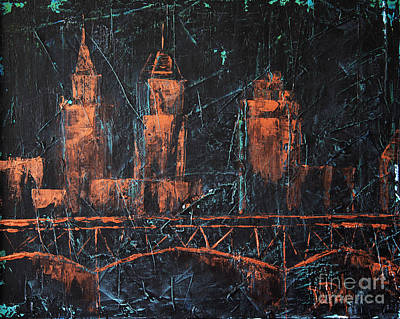 Painting - Classic Cleveland by JoAnn DePolo
