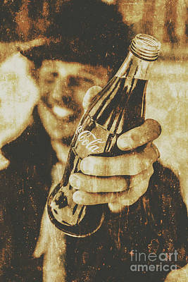 Cocacola Photograph - Classic Cola Club by Jorgo Photography - Wall Art Gallery