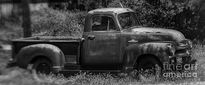 Photograph - Classic Curves  by Bitter Buffalo Photography