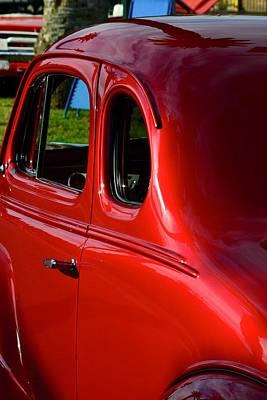 Photograph - Classic Curves by Dean Ferreira