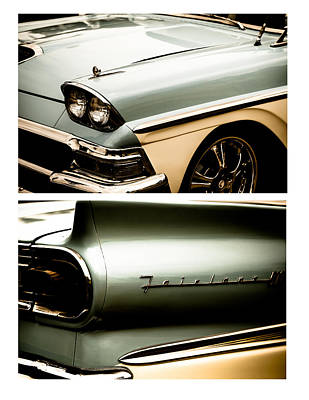 Photograph - Classic Duo 2 by Ryan Weddle